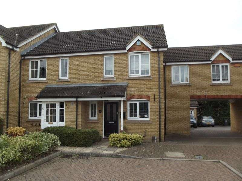 2 Bedrooms House for sale in Moore Close, Dartford