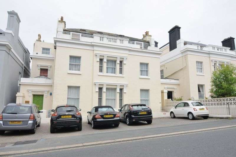 4 Bedrooms Flat for sale in Lockyer Street, The Hoe. Spacious 4 bed ground floor apartment with parking - 2394sqft