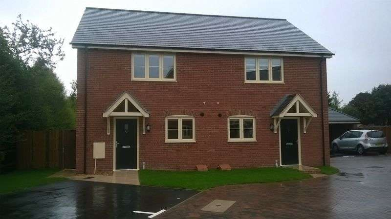 2 Bedrooms Detached House for sale in Gordon Smith Close, Aston Clinton, HP22