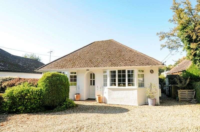 3 Bedrooms Detached Bungalow for sale in Whitecross, Abingdon