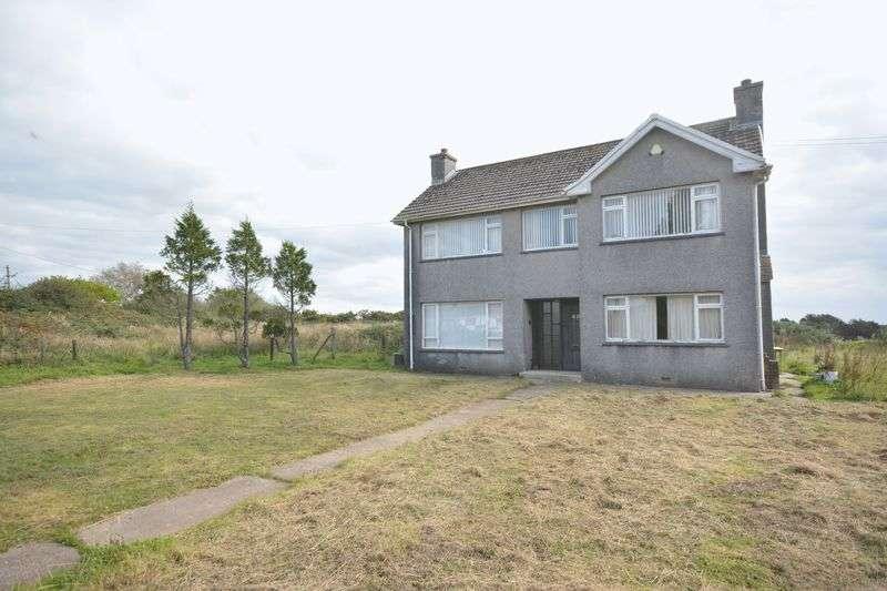 3 Bedrooms Detached House for sale in The Hollies, Court Colman, BRIDGEND