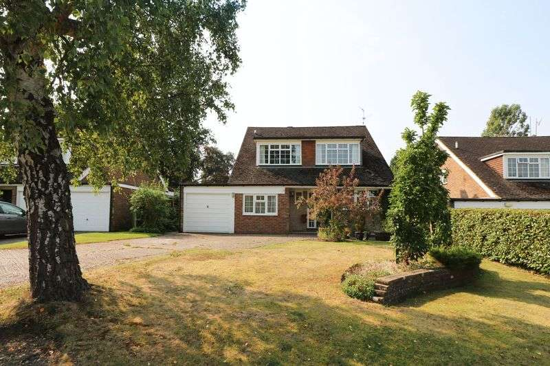 4 Bedrooms Detached House for sale in Broad Oak, Groombridge, Tunbridge Wells