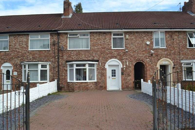 3 Bedrooms Terraced House for sale in Formosa Drive, Liverpool