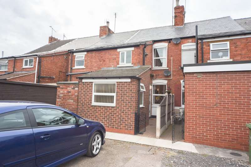 3 Bedrooms Terraced House for sale in The willows stubbing lane, Worksop, Nottinghamshire, S80