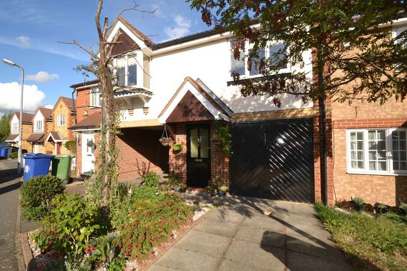 1 Bedroom House for sale in St. Michaels Close, South Ockendon, Essex, RM15