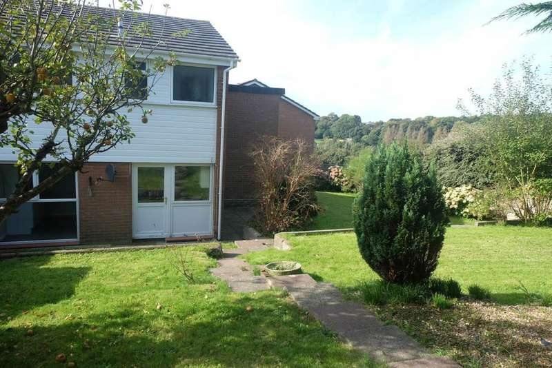 3 Bedrooms End Of Terrace House for sale in Pilton, Barnstaple
