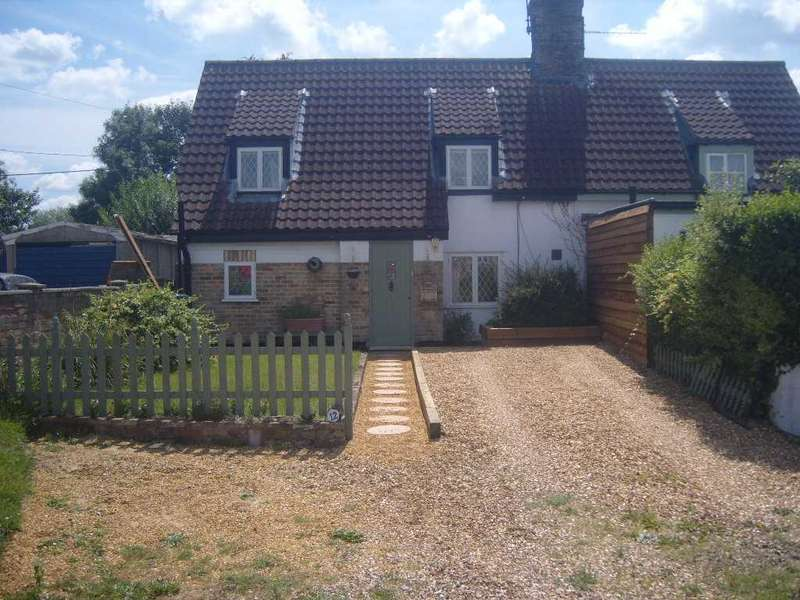 3 Bedrooms Semi Detached House for sale in East Fen Common, Soham