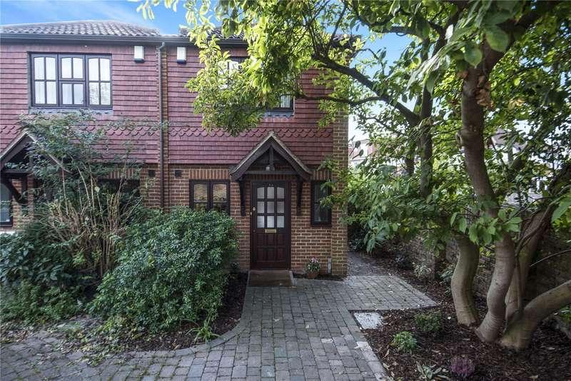 2 Bedrooms Terraced House for sale in Tennyson Avenue, Twickenham, TW1