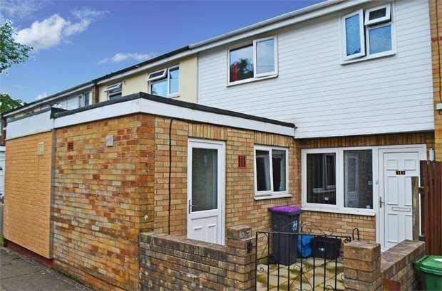 3 Bedrooms Terraced House for sale in Cresswell Walk, St Dials, Cwmbran, Torfaen