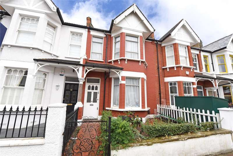 3 Bedrooms Terraced House for sale in Clonmore Street, London, SW18