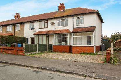 3 Bedrooms End Of Terrace House for sale in Blundell Road, Lytham St. Annes, Lancashire, England, FY8