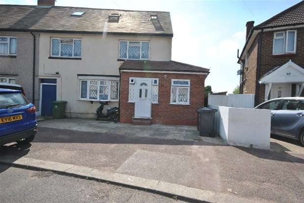 8 Bedrooms Semi Detached House for sale in Bell Farm Avenue, Dagenham