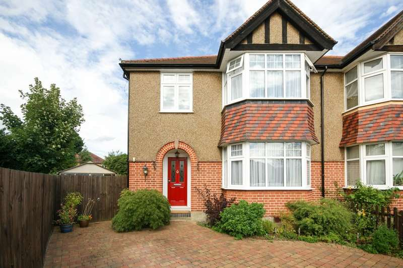 3 Bedrooms Semi Detached House for sale in Maple Close, Ruislip