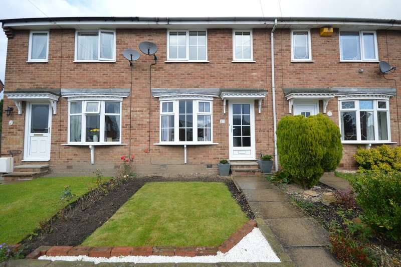 3 Bedrooms Terraced House for sale in Sandown Avenue, Crofton, Wakefield