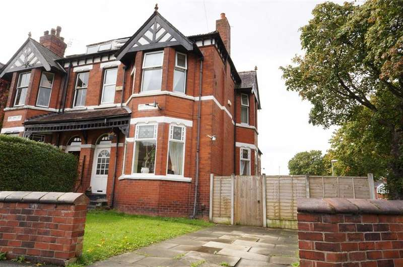 5 Bedrooms Property for sale in Athol Road, Whalley Range, Manchester, M16
