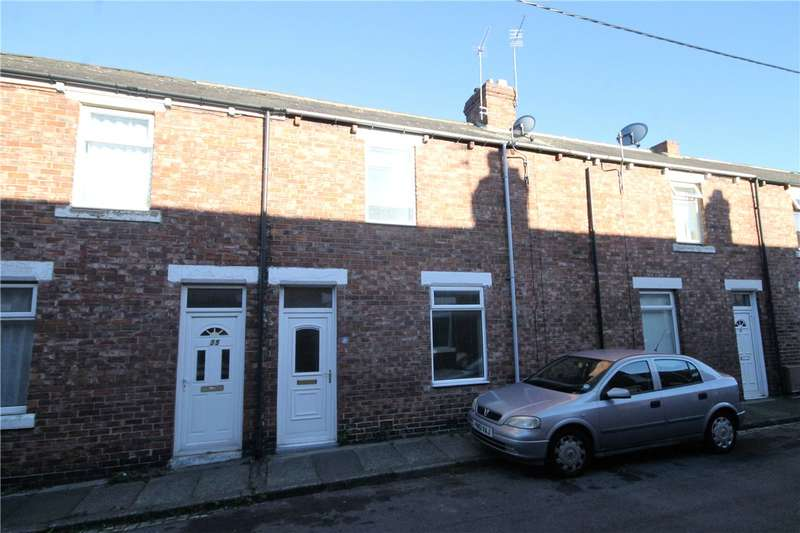 2 Bedrooms Terraced House for sale in Poplar Street, Chester le Street, Co Durham, DH3