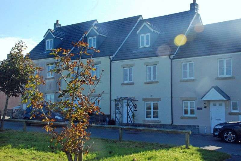 4 Bedrooms Terraced House for sale in OUTSKIRTS OF CAMELFORD TOWN