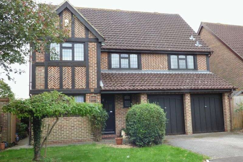 5 Bedrooms Detached House for sale in Reynolds Green, Sandhurst