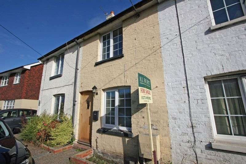2 Bedrooms Terraced House for sale in Henfield Road, Small Dole