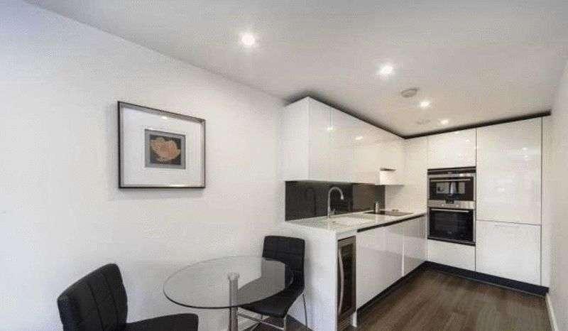 1 Bedroom Flat for sale in Loxford Gardens, London, N5
