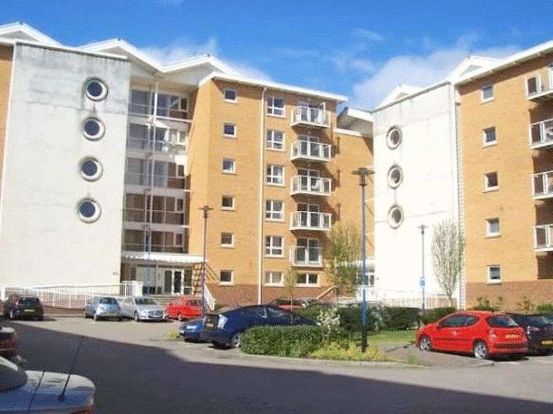 1 Bedroom Flat for sale in Century Wharf, Cardiff Bay