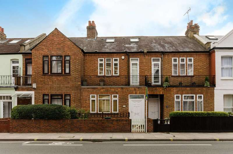 5 Bedrooms House for sale in New Kings Road, Fulham, SW6