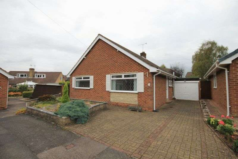 2 Bedrooms Detached Bungalow for sale in WOODSTOCK CLOSE, ALLESTREE