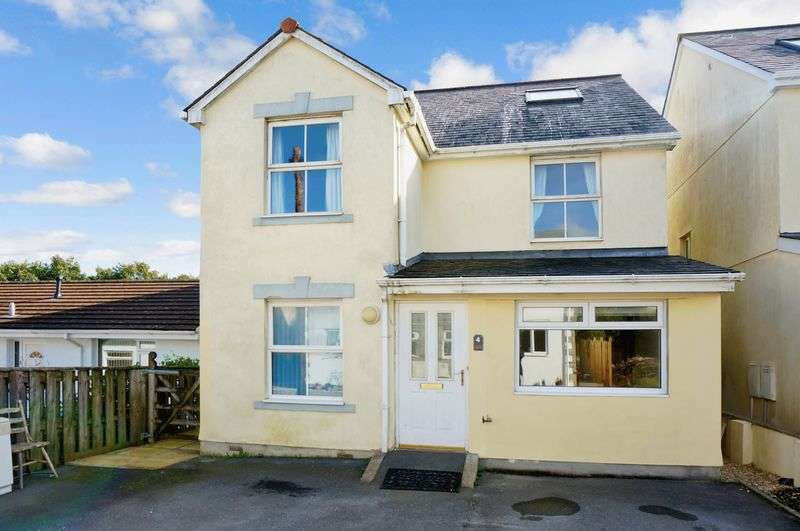 5 Bedrooms Detached House for sale in Bara Place, Kelly Bray, Callington