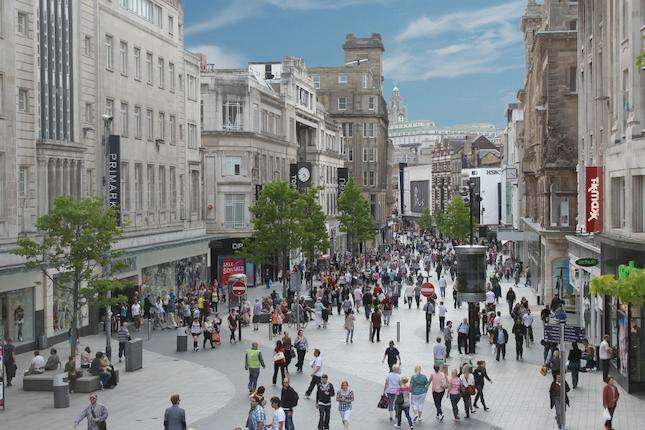 Property for sale in St. James Street, Liverpool, L1 0AB