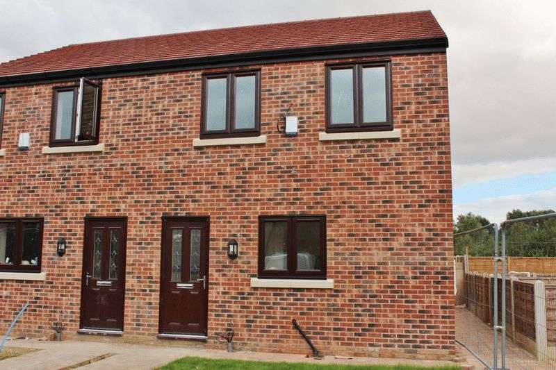 3 Bedrooms Semi Detached House for sale in Water Park View, Hemsworth