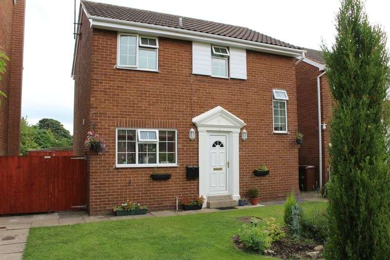 2 Bedrooms Detached House for sale in Albany Court, Pontefract
