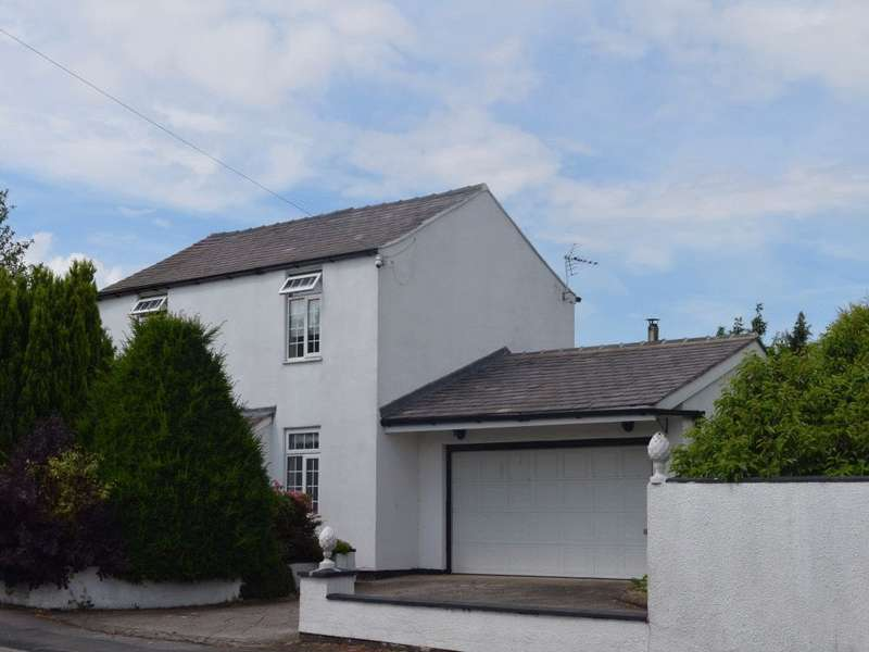 3 Bedrooms Detached House for sale in Thistle Cottage, WIDNES