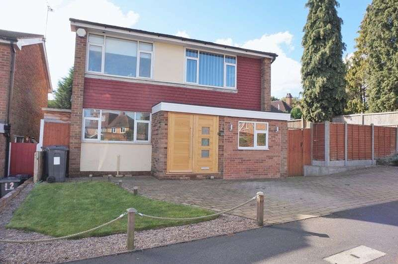 3 Bedrooms Detached House for sale in Burke Avenue, Moseley - THREE BEDROOM DETACHED FAMILY HOME IN QUIET MOSELEY LOCATION!!