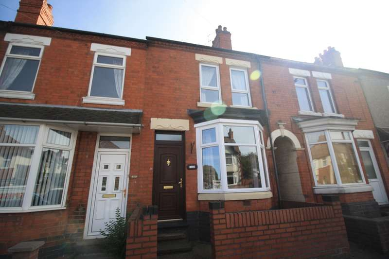 2 Bedrooms Terraced House for sale in 102 heath end road Nuneaton, Nuneaton, Warwickshire, CV10