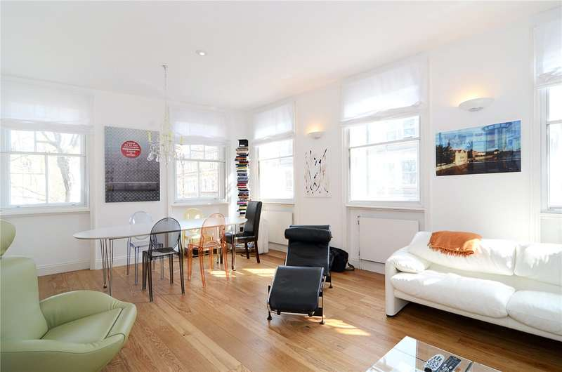 2 Bedrooms Flat for sale in Fulham Road, London, SW10