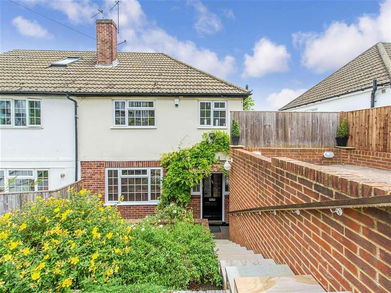 3 Bedrooms Semi Detached House for sale in Northwood Avenue, Purley, Surrey