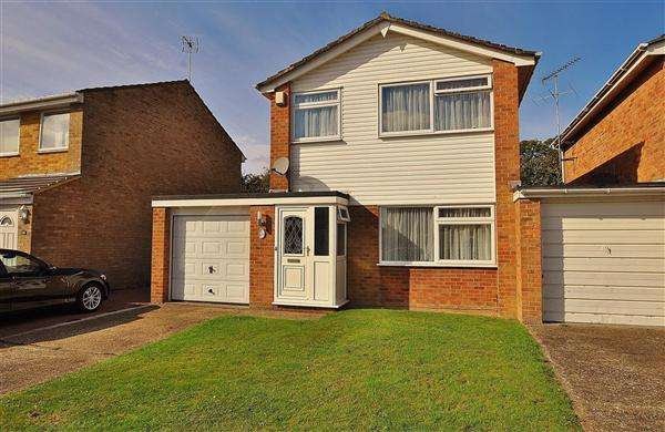 3 Bedrooms Link Detached House for sale in Kennington, Ashford, TN24