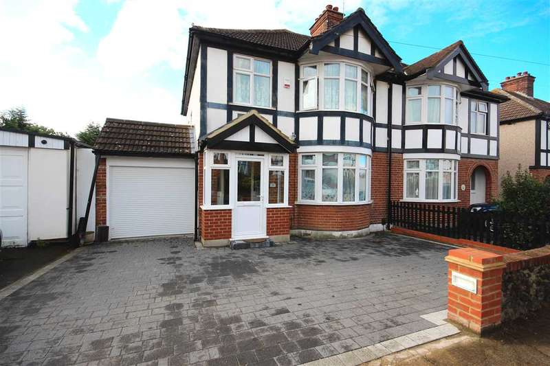 3 Bedrooms Semi Detached House for sale in Meadway, Little Thurrock, Grays