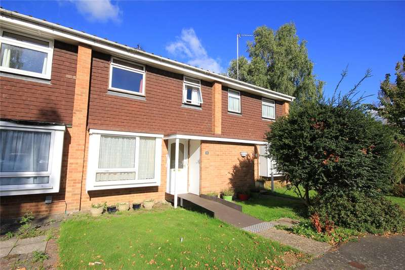 3 Bedrooms Terraced House for sale in Ridsdale Road, Woking, Surrey, GU21