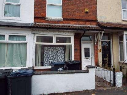 2 Bedrooms Terraced House for sale in Heeley Road, Selly Oak, Birmingham, West Midlands