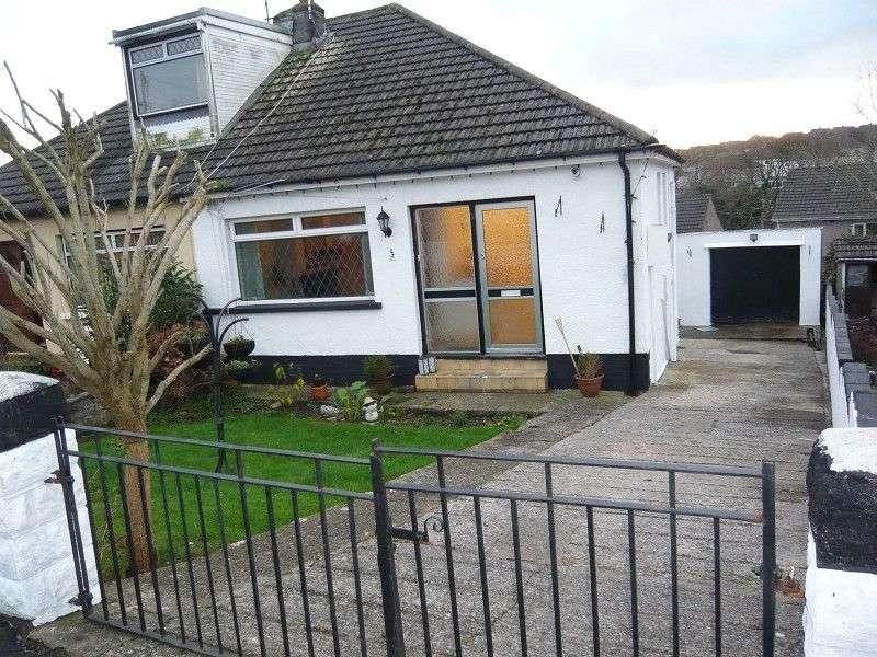 2 Bedrooms Semi Detached House for sale in Coleridge Close, Cefn Glas, Bridgend. CF31 4QB