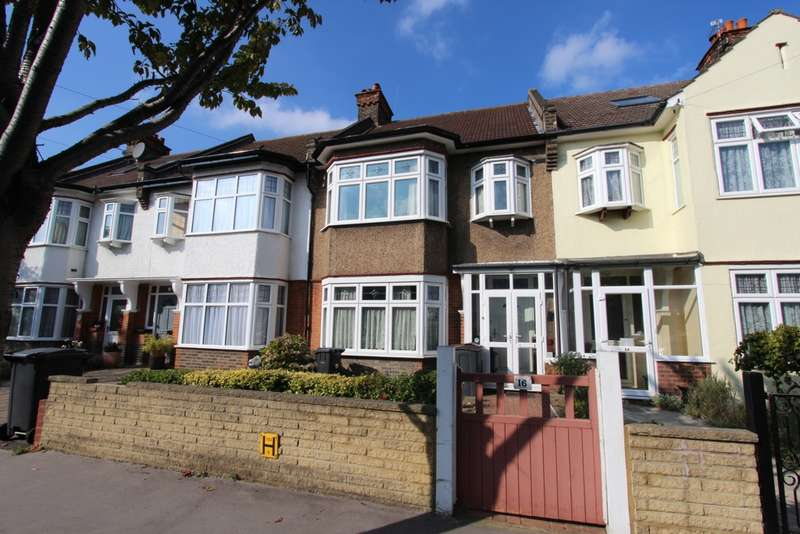 3 Bedrooms Terraced House for sale in Ashburton Avenue, Addiscombe, CR0