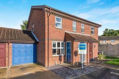 2 Bedrooms Semi Detached House for sale in Eaton, Norwich, Norfolk