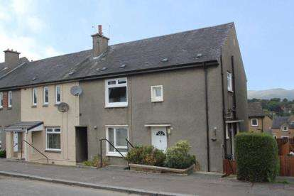 2 Bedrooms Flat for sale in Claremont, Alloa