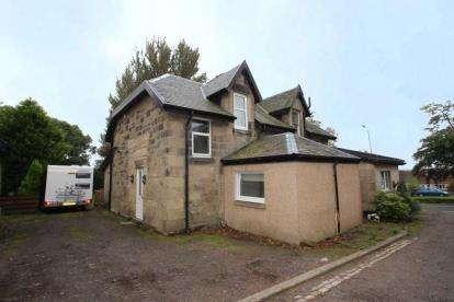 3 Bedrooms Semi Detached House for sale in Brackenhirst Farm Cottage, Condorrat Road, Glenmavis, Airdrie