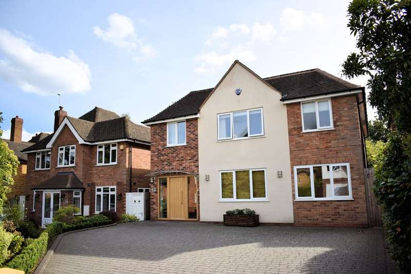 5 Bedrooms Detached House for sale in Browns Coppice Avenue, Solihull