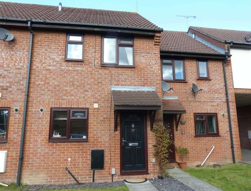 2 Bedrooms Terraced House for sale in Camilla Close, Bulford
