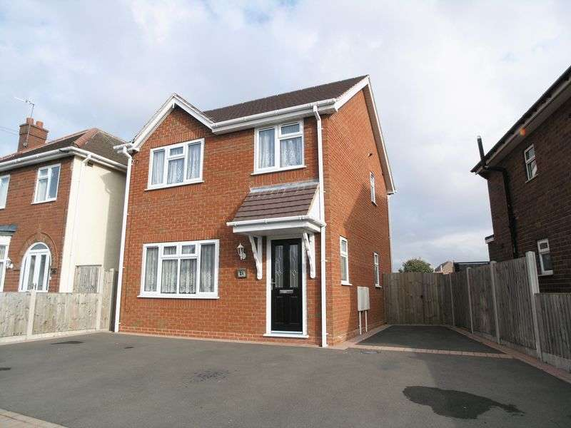 3 Bedrooms Detached House for sale in BRIERLEY HILL, Deeley Street