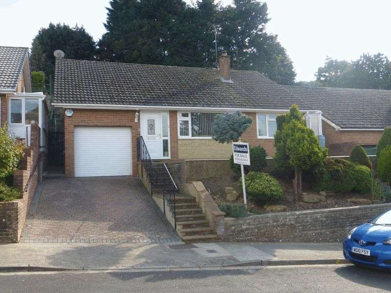 3 Bedrooms Detached Bungalow for sale in Lime Tree Avenue, Yeovil