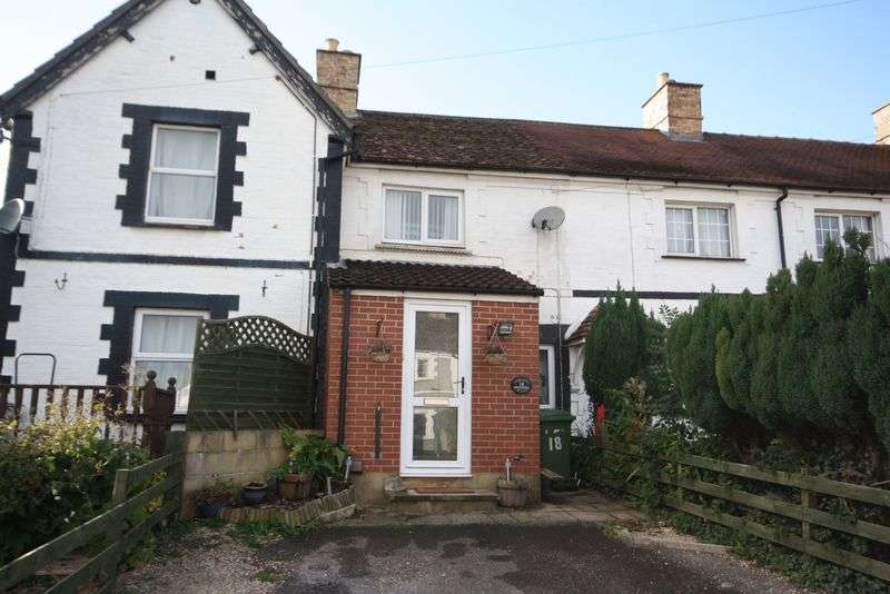 2 Bedrooms Terraced House for sale in Highbury Street, Coleford